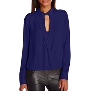 Gisella Draped Blouse